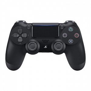 Геймпад Sony DualShock Black (CUH-ZCT2E) (PS4)