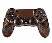 Геймпад DualShock 4 COOPER CARBON (PS4)