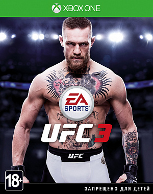 UFC 3 (Xbox One) фото