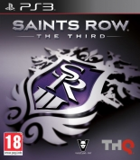 Saints Row: The Third (PS3) (GameReplay)