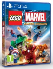 LEGO Marvel Super Heroes (PS4) (GameReplay)