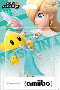 Amiibo: Super Smash Bros Collection Rosalina