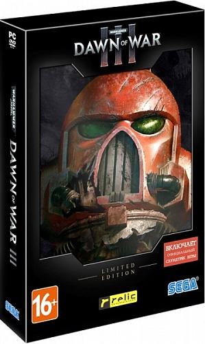 Warhammer 40 000: Dawn of War III. Limited Edition (PC)