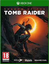 Shadow of the Tomb Raider (Xbox One) (GameReplay)
