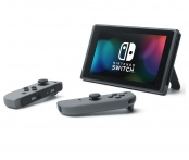 Nintendo Switch grey B (GameReplay)