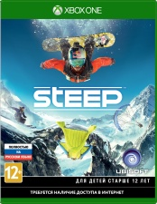 Steep (XboxOne) (Gamereplay)