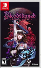Bloodstained: Ritual of the Night Стандартное издание (Nintendo Switch)