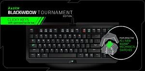 Клавиатура BlackWidow Tournament Edition 2014 (PC)