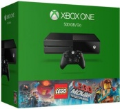 Игровая консоль Microsoft Xbox One 500Gb + Lego Movie