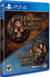 Baldur's Gate & Baldur's Gate II – Enhanced Edition (PS4)