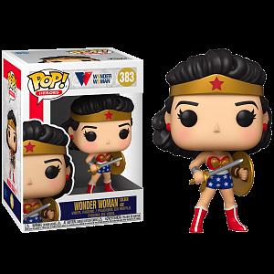Фигурка Funko POP Heroes DC 80th – Wonder Woman Golden Age (54973)