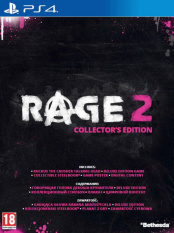 Rage 2. Collector's Edition (PS4)