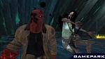 Скриншот Hellboy: The Science of Evil (Xbox 360), 1