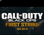 First Strike  - DLC для Call of Duty: Black Ops (PS3)