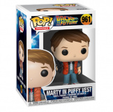 Фигурка Funko POP BTTF – Marty in Puffy Vest (48705)