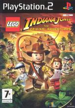 LEGO Indiana Jones: the Original Adventures (PS2)