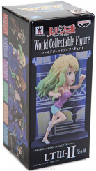 Фигурка Lupin The Third Wcf Collection 1 - Rebecca Rossellini 7 см