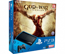 Playstation 3 500Gb + God of War: Восхождение