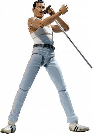Фигурка S.H.Figuarts – Freddie Mercury (Aid Ver.) (58727-5)