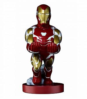 Держатель для геймпада / телефона Cable guy – Avengers: Ironman фото