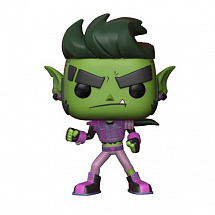 POP! Vinyl: TV: Teen Titans Go! The Night Begins To Shine Beast Boy 28676