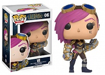Фигурка Funko POP! Vinyl: Games: League of Legends: Vi