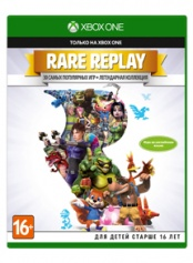Rare Replay (XboxOne) (GameReplay)