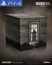 Resident evil 7 biohazard collector's edition (PS4)