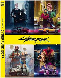 Купить Артбук Cyberpunk 2077 — Интернет магазин GamePark