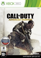Call of Duty: Advanced Warfare (Xbox 360) (GameReplay)