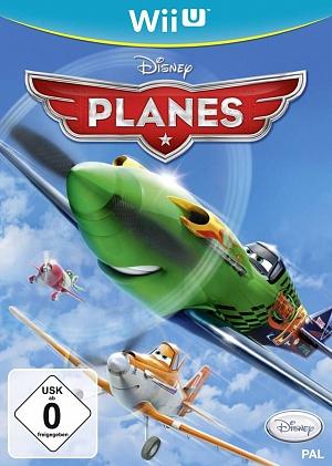 Disney Самолёты (WiiU)