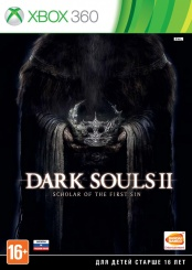 Dark Souls II: Scholar of the First Sin (Xbox360) (GameReplay)