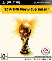 FIFA World Cup 2014 (PS3)(GameReplay)