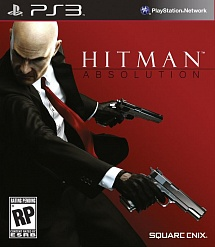 Hitman: Absolution /ENG/ (PS3)