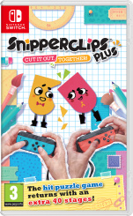 Snipperclips Plus: Cut it out, together! (Nintendo Switch)