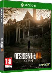 Resident Evil 7: Biohazard (XboxOne) (Gamereplay)