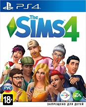 Sims 4 (PS4) (GameReplay)
