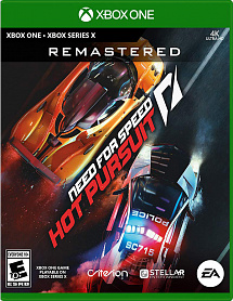 Need for Speed Hot: Pursuit – Remastered (Xbox One)