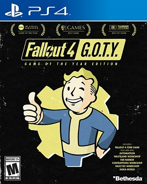 Fallout 4. Game of the Year Edition (PS4) фото