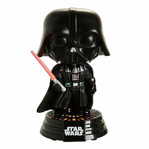 Фигурка Funko POP Star Wars – Darth Vader E фото
