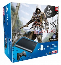 Playstation 3 500Gb + Assassin's Creed 4(IV)