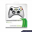 Скриншот Controller Wireless R Chrome Series Silver, 5