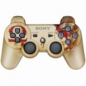 Controller Wireless Dual Shock 3 God of War (GameReplay)