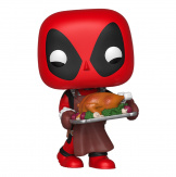 Фигурка Funko POP Marvel: Holiday – Deadpool