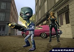 Скриншот Destroy All Humans! 2 (PS2), 2