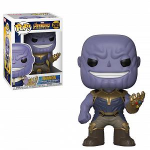 Фигурка Funko POP Marvel: Avengers Infinity War – Thanos фото
