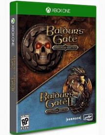 Baldur's Gate & Baldur's Gate II – Enhanced Edition (Xbox One)
