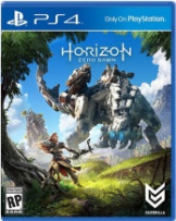 Horizon Zero Dawn (PS4) (GameReplay)