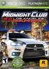 Midnight Club: Los Angeles - Complete Edition (Xbox 360) (GameReplay)