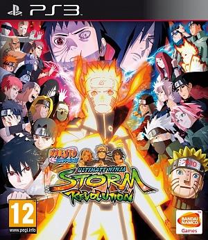 Naruto Shippuden Ultimate Ninja Storm Revolution SAMURAI EDITION (PS3)